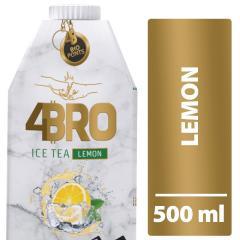 4BRO ice tea 0,5 L Citrom