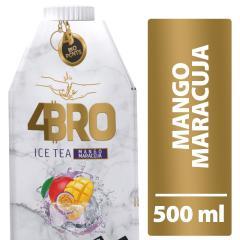 4BRO ice tea 0,5 L Mangó-Maracuja