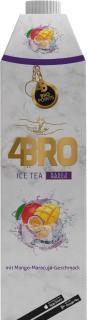 4BRO ice tea 1 L Mangó-Maracuja