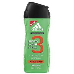 Adidas tusfürdő 250 ml Active Start