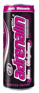 Adrenalin energiaital 0,25 L alma-görögdinnye