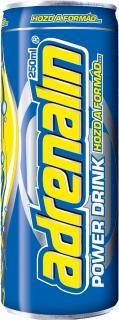 Adrenalin energiaital 0,25 ml