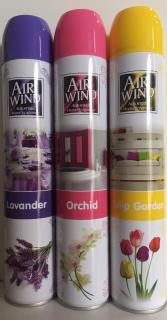 Air Wind légfrissitő 400 ml több illatban