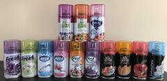 Air Wind légfrissitő utántöltő spray 260 ml Automata készülekhez több illatban