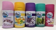 Alya légfrissitő utántöltő spray 260 ml Automata készülekhez több illatban - vegyes karton