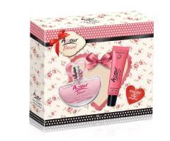 Amour ajándékcsomag Desire (EDT 30ml+szájfény 15ml)