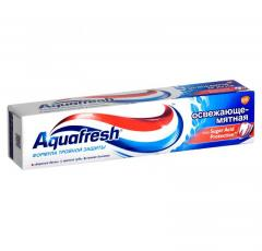 Aquafresh fogkrém 100 ml Triple protection Fresh and minty