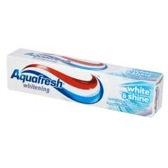 Aquafresh fogkrém 100 ml Whitening White and Shine