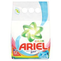 Ariel mosópor 1,35 kg 20 mosás Fehér ruhához- Lenor fresh