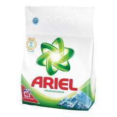 Ariel mosópor 3 kg 40 mosás Fehér ruhához- Mountain Spring