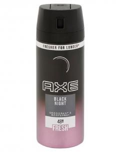 Axe dezodor 150 ml Black Night