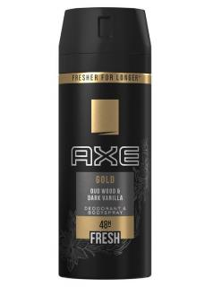 Axe dezodor 150 ml Gold