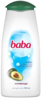 Baba sampon 400 ml Sérült és száraz hajra