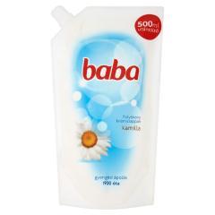 Baba szappan folyékony utántöltő 500 ml Kamilla
