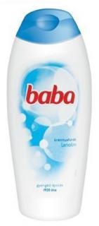 Baba tusfürdő 400 ml Lanolin (fehér)