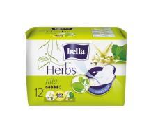 Bella betét egészségügyi 12 db-os Herbs Tilia