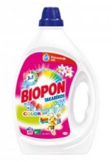 Biopon mosószer folyékony 2 L Takarékos Color