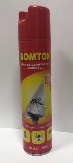 Bomtox légy és szúnyogirtó aeroszol 300 ml