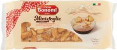 Bonomi cukros sütemény - leveles tészta - 100g - Bonomi Minisfoglie