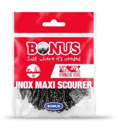 Bonus dörzsi fém INOX spirál Maxi B149