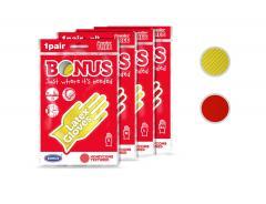 Bonus gumikesztyű L Háztartási B316