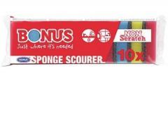 Bonus mosogatószivacs 10 db-os B040