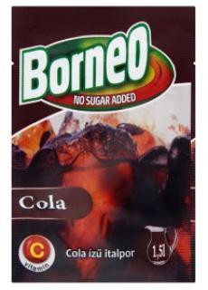 Borneo Cola ízű italpor 9g