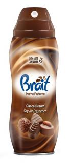 Brait légfr.aerosol 300ml karcsúsított choco dream