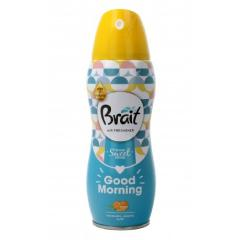 Brait légfr.aerosol 300ml karcsúsított good morning
