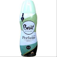 Brait légfr.aerosol 300ml karcsúsított parfümös Serinity Fruity Musk