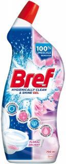 Bref wc gél 700 ml Floral Delight