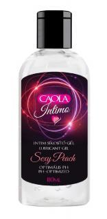 Caola intim síkosító gél Sexy Peach 110 ml