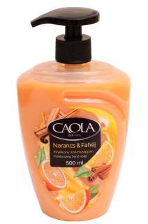 Caola krémszappan folyékony 500ml narancs-fahéj