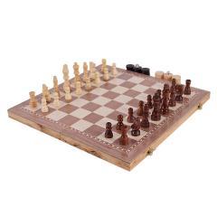 CBE sakk játékszett 3 az 1-ben nagy ( YHGM4020M )