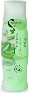 Charlotte tusfürdő 750 ml Aloe Vera és zöld tea