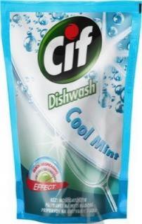 Cif mosogatószer utántöltő kézi 500 ml Cool Mint