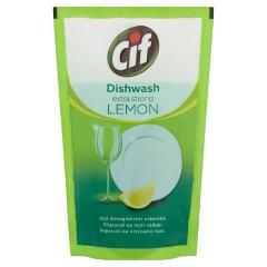 Cif mosogatószer utántöltő kézi 500 ml Lemon Extra Strong