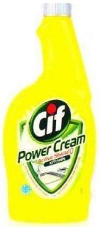Cif tisztítószer 750 ml utántöltő - konyhai Power Cream