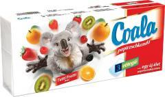 Coala papírzsbekendő 100 db-os 3 r. 100% cellulóz Tutti frutti
