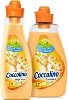 Coccolino öblítő koncentrátum 1 L Orange Rush