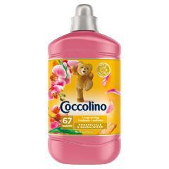 Coccolino öblítő koncentrátum 1680 ml Honeysuckle and Sandalwood