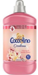 Coccolino öblítő koncentrátum 1680 ml Tuberose and Vanilla Flower