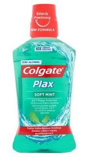 Colgate szájvíz 500ml Plax Soft Mint
