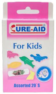 Cure-Aid sebtapasz 20 db gyerek