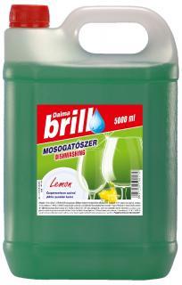 Dalma mosogatószer 5 L Brill Citrom