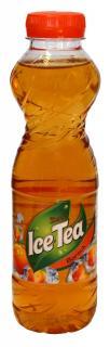 Denis ice tea 0,5 L őszibarack SLEEVE széles szájú