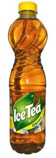 Denis ice tea 1,5 L citrom SLEEVE széles szájú