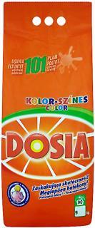 Dosia mosópor 9 kg 90 mosás Színes ruhához