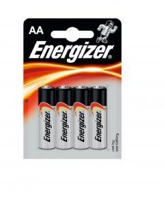 Energizer elem 1,5 V Alkáli Ceruza AA/LR6/4 db-os
