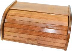 Enger kenyértartó bükkfa sima